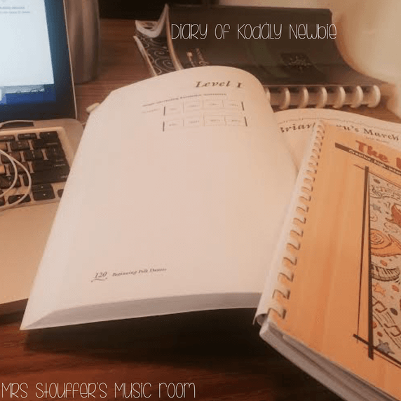 Diary of a Kodaly Newbie Week 2