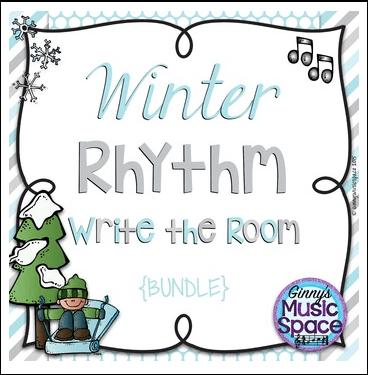 Winter Rhythm Write the Room