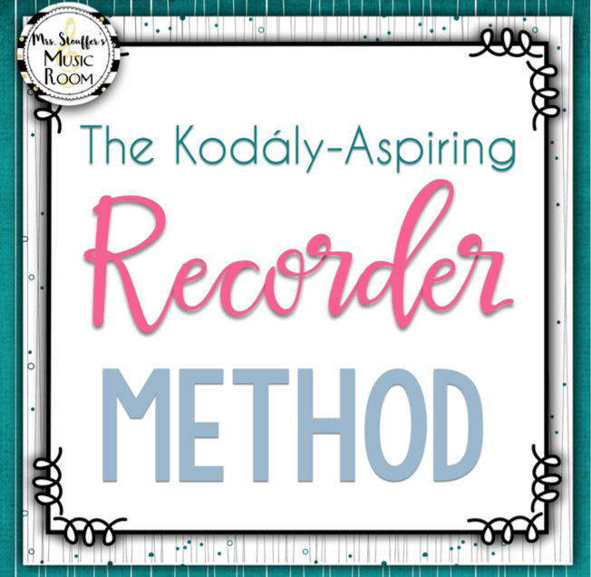 Kodály-Aspiring Recorder