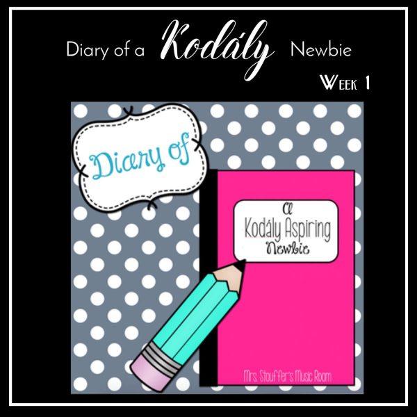 Diary of a Kodály Aspiring Newbie