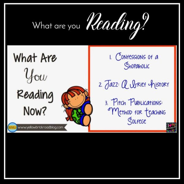 What Are You Reading?