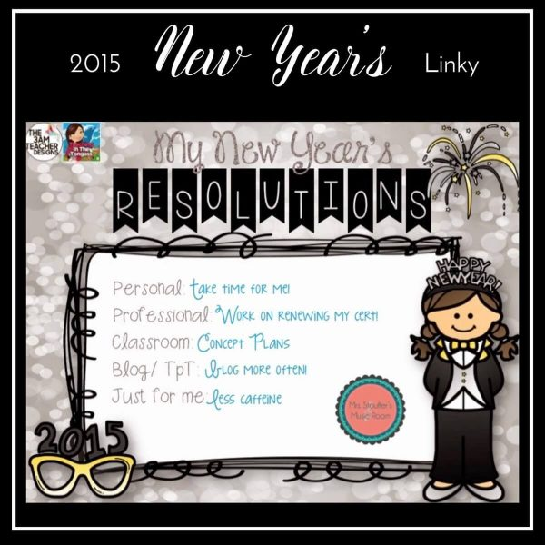 2015 New Year's Linky!