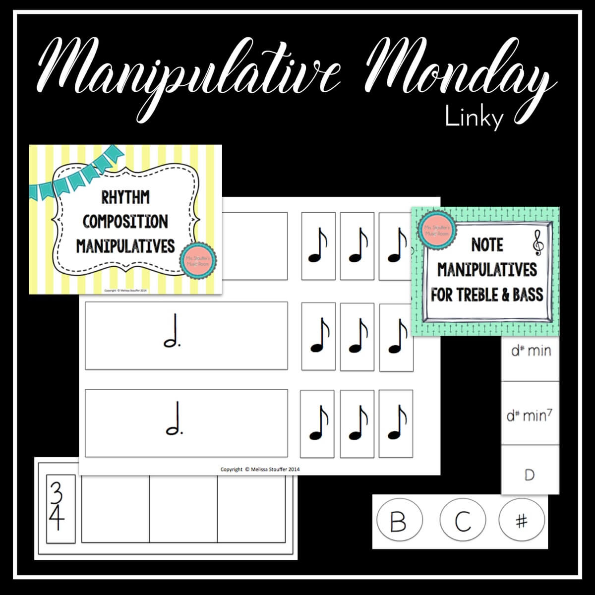 Manipulative Monday Linky