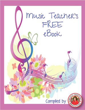 Music Teacher Ebook
