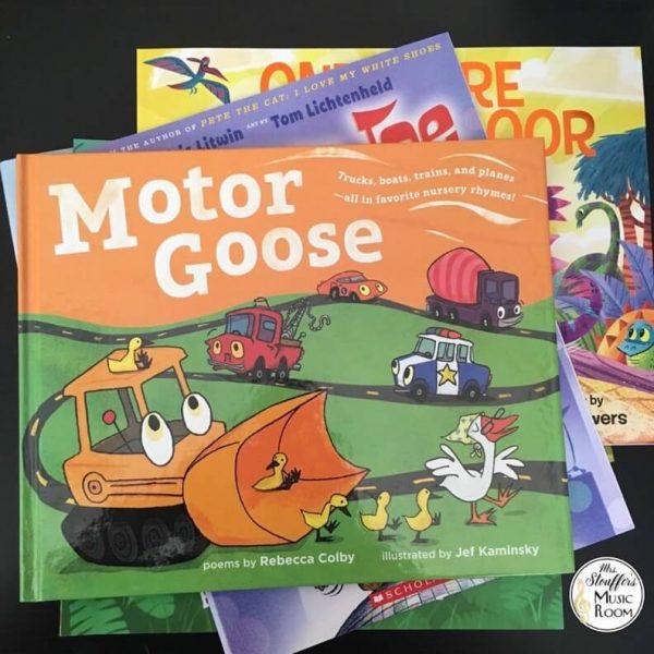 MrsSMusicRoom Motor Goose