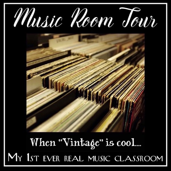 Music Room Tour: Vintage Record Store