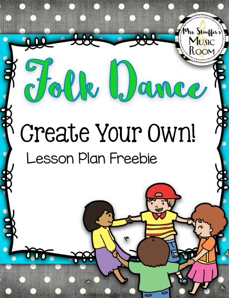 image folk dance freebie