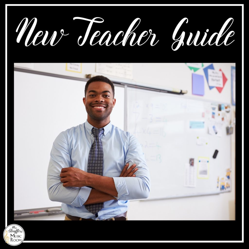 Tips for New Music Teachers