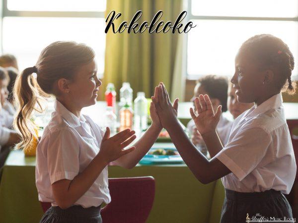 image kokoleoko song