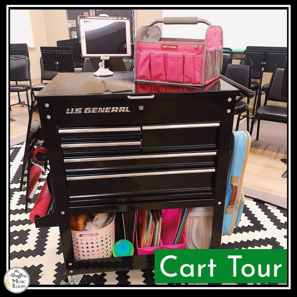 What's On My Cart Tour