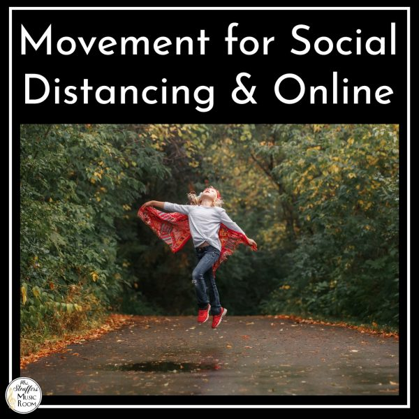 5+ Awesome Movement Ideas for COVID Teaching