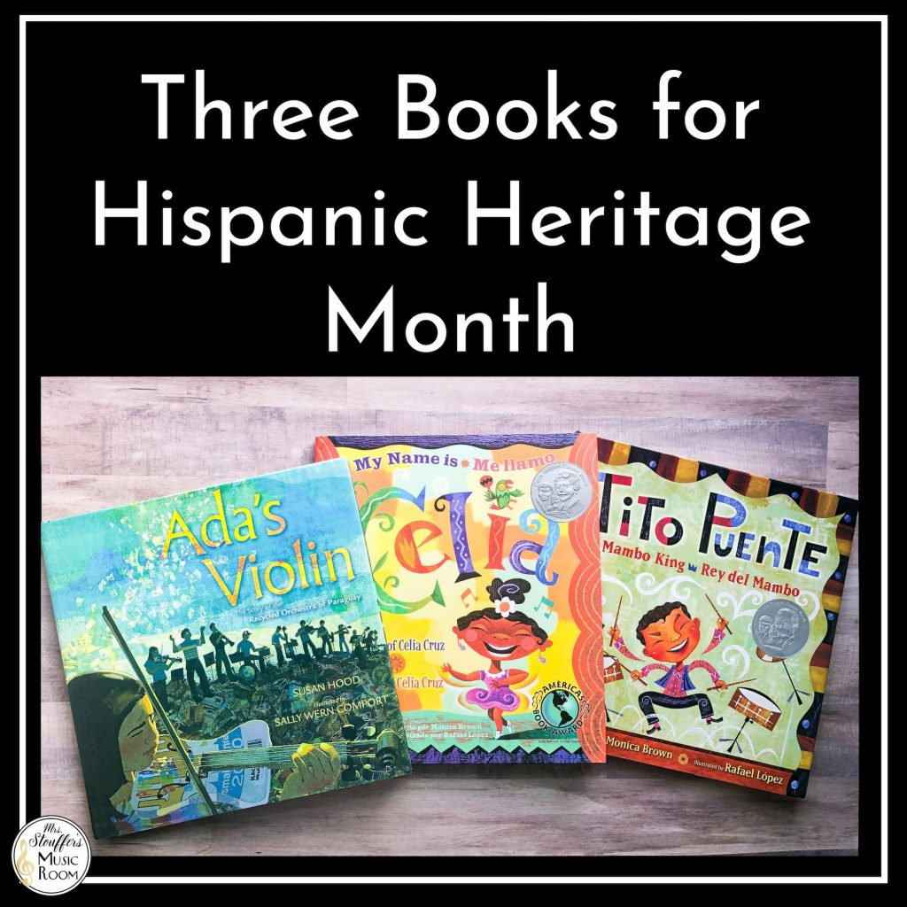 3 Engaging Hispanic Heritage Month Books For Kids