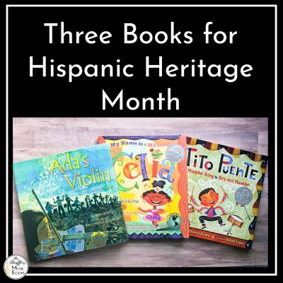 Three Engaging Books for Hispanic Heritage Month