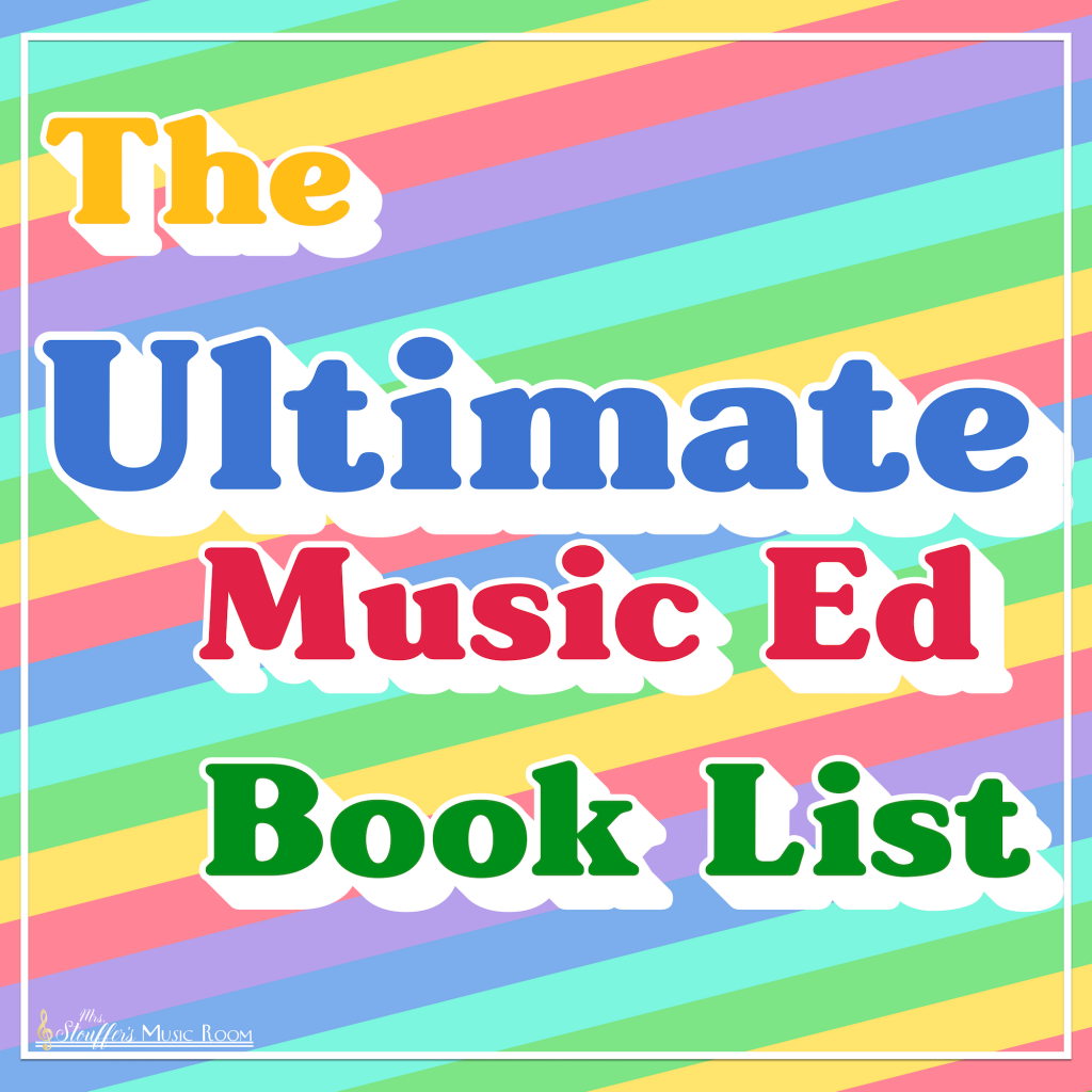Books for the Music Class