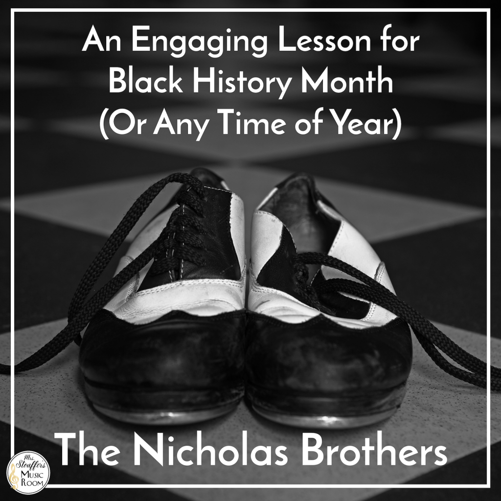 An Engaging Lesson for Black History Month