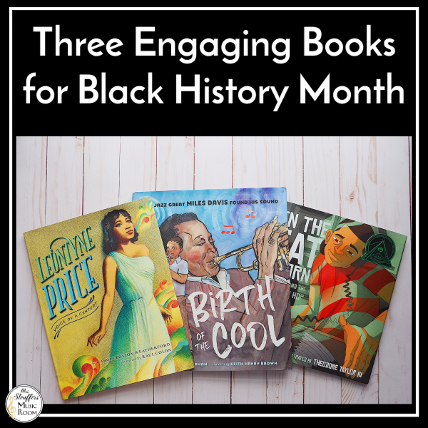 3 Engaging Black History Month Books for Kids