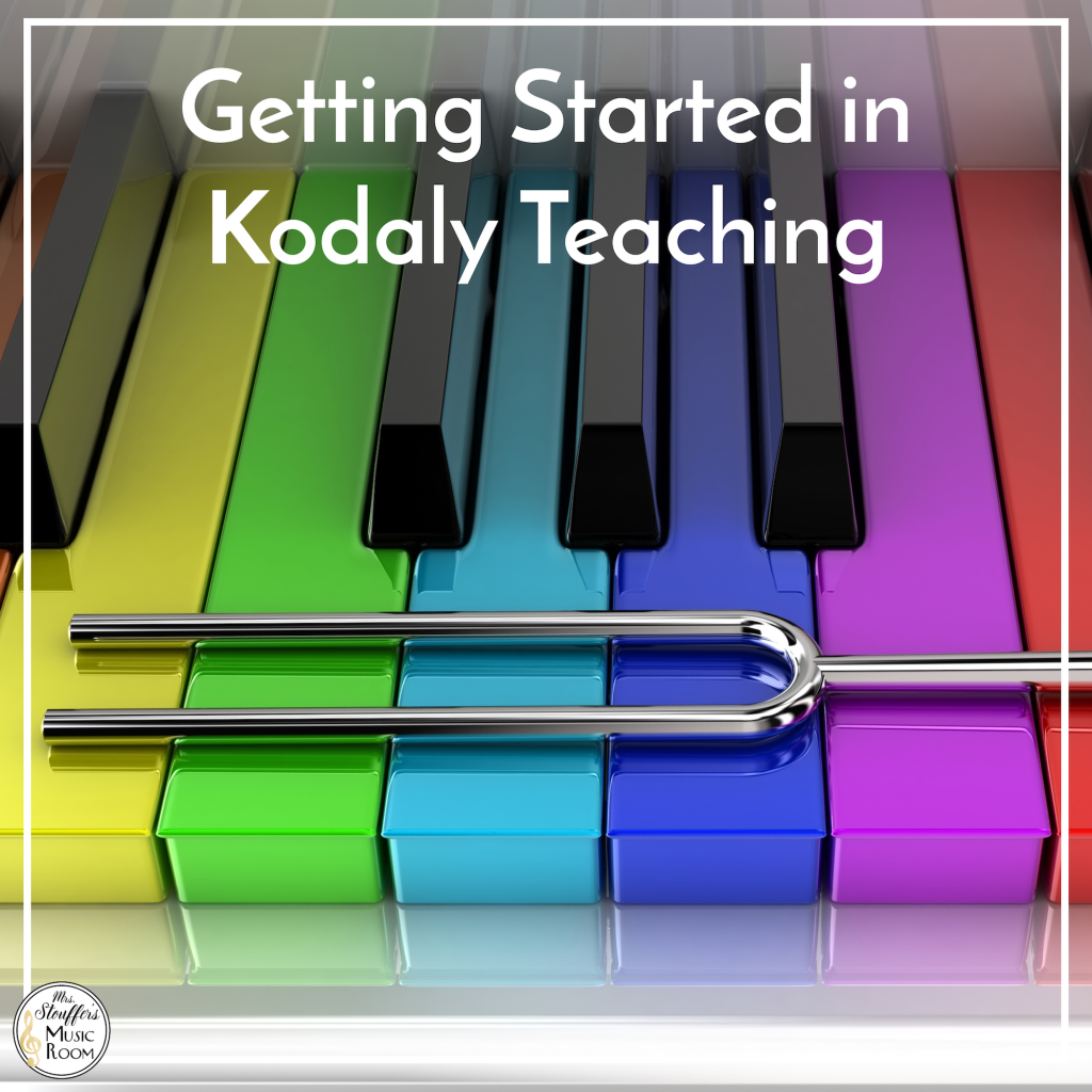 Getting Started in Kodaly Teaching