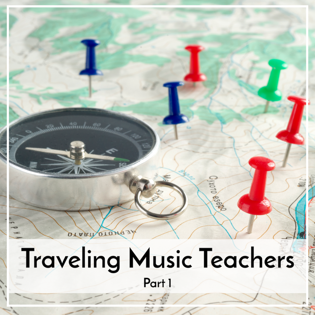 Traveling Music Teachers Part 1