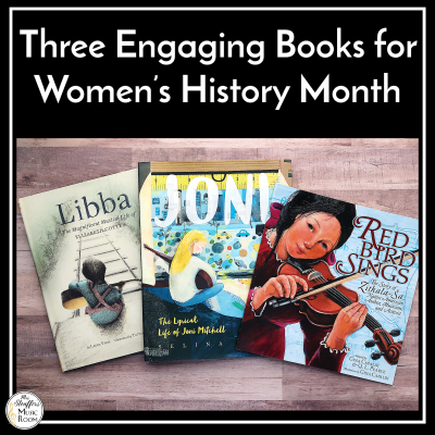 3 Engaging Women's History Month Books for Kids