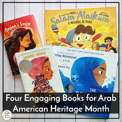 4 Engaging Books for Arab American Heritage Month for Kids