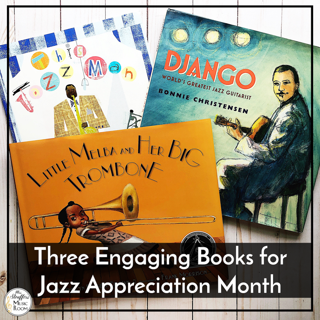 3 Engaging Jazz Appreciation Month Books for Kids