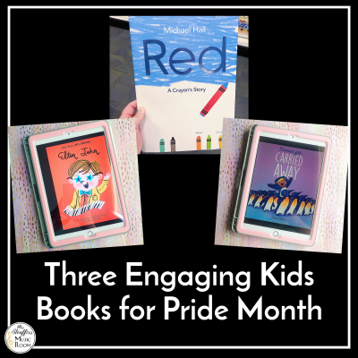 3 Engaging Kids Books for Pride Month