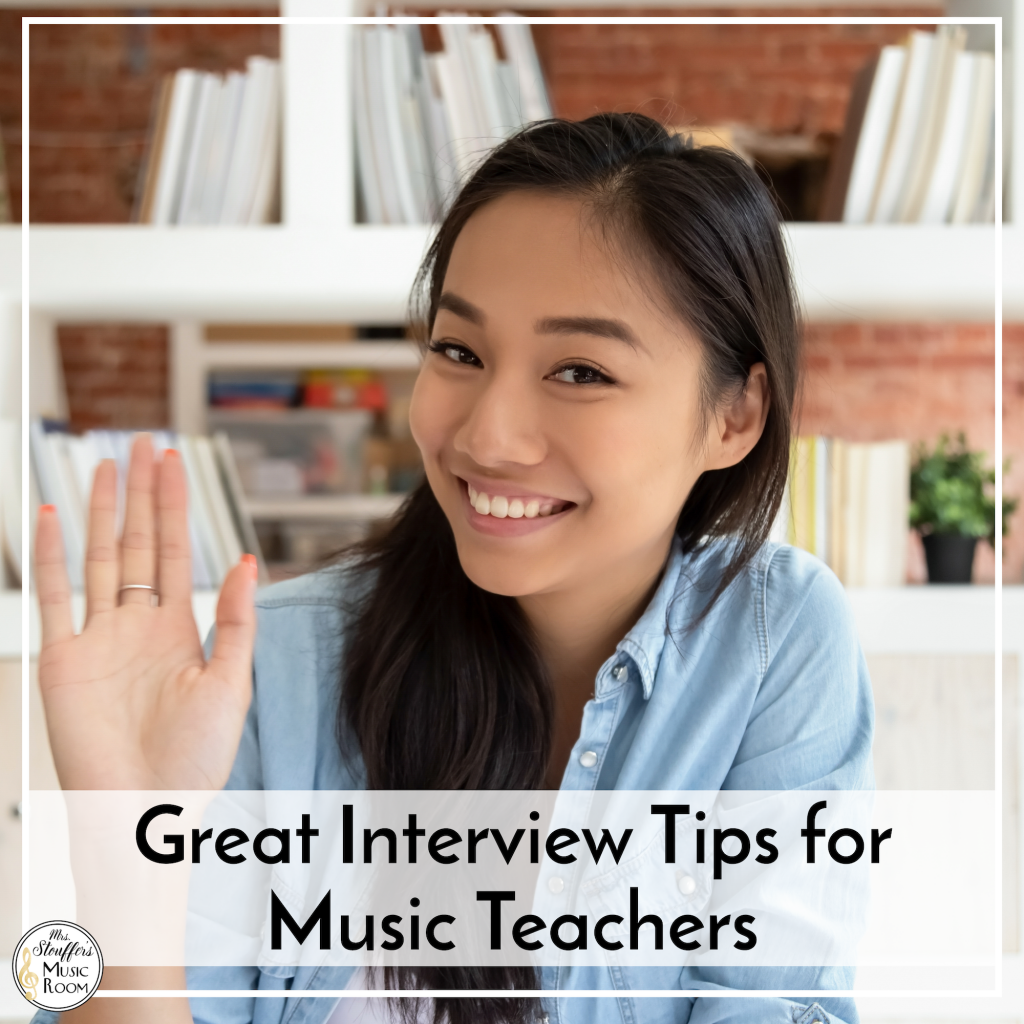 Great Interview Tips For Music Teachers