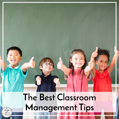 The Best Classroom Management Tips
