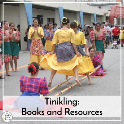Tinikling: A Philippine Folk Dance