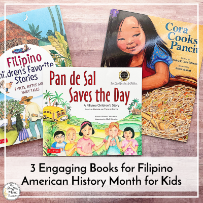 3 Engaging Books for Filipino American History Month for Kids
